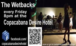 Thursdays - The WETBACKS Band